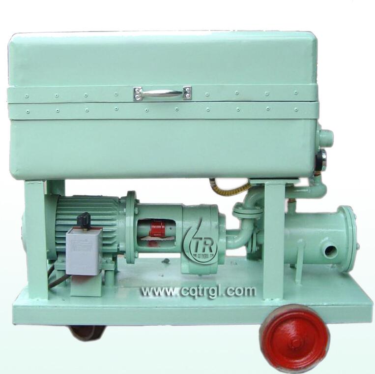 BK壓力式板框濾油機