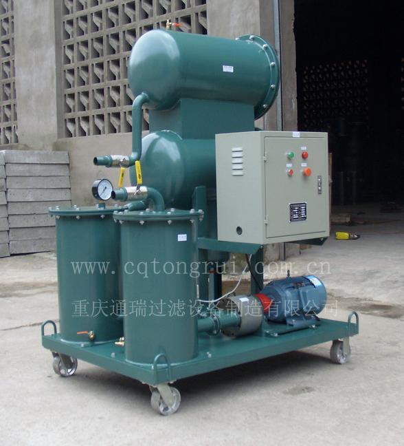ZJD-F輕質油專用濾油機