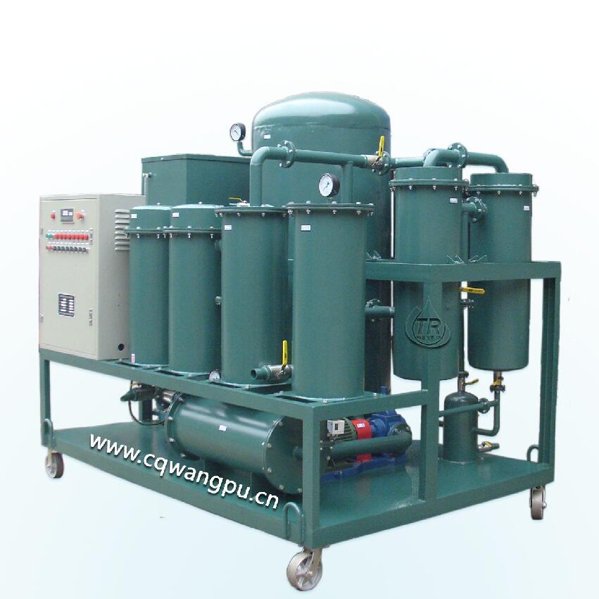 TR/ZJD-200真空脫水潤滑油濾油機