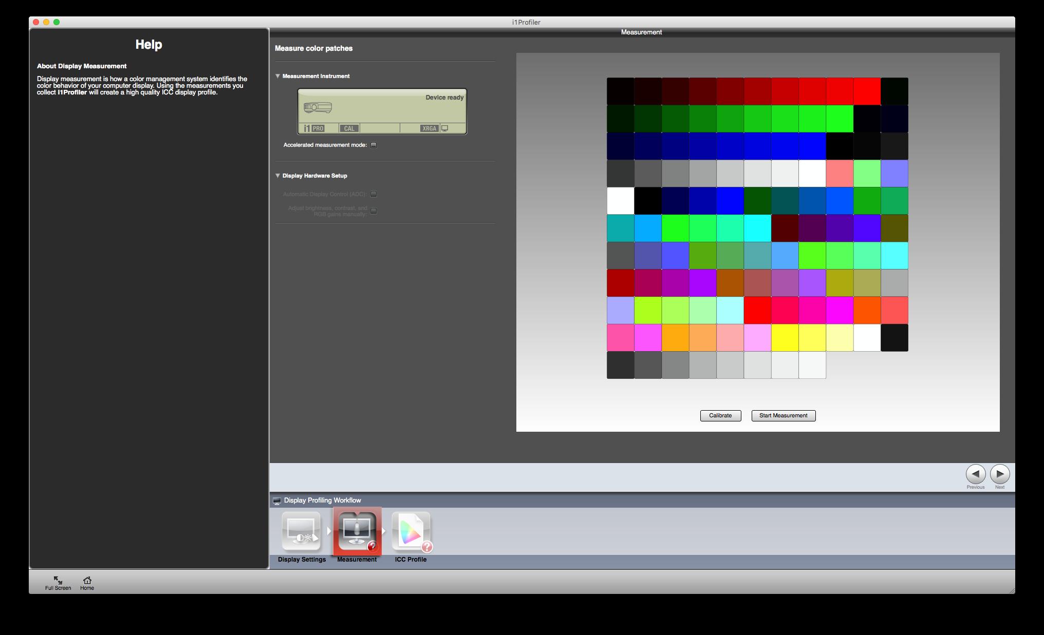 簡單幾步 搞定顯示器色彩校準