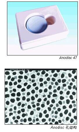 Anopore无机膜Whatman沃特曼产品图片