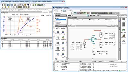 B1500A半导体参数分析仪