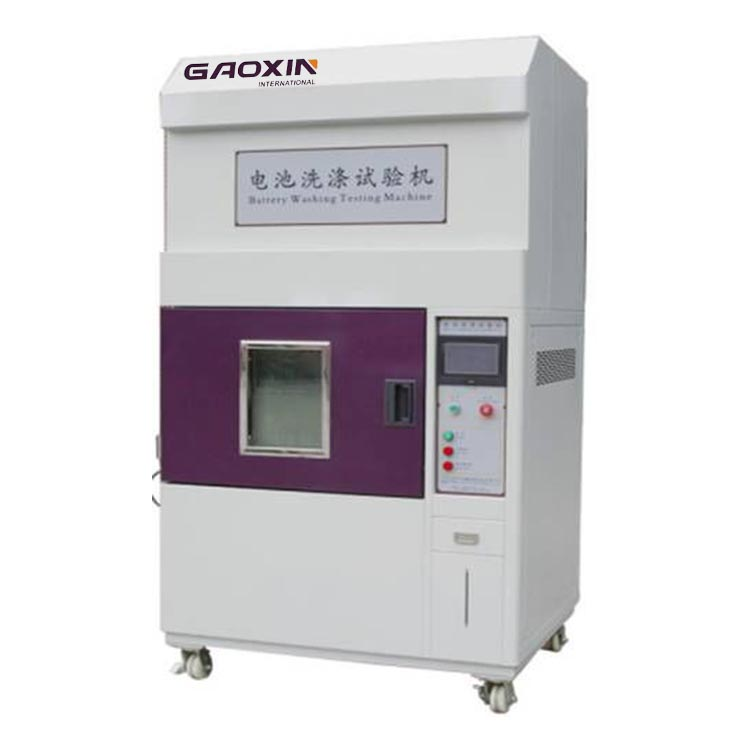 电池洗涤试验机,电池洗涤机生产厂家,东莞电池洗涤机,高鑫电池洗涤试验机