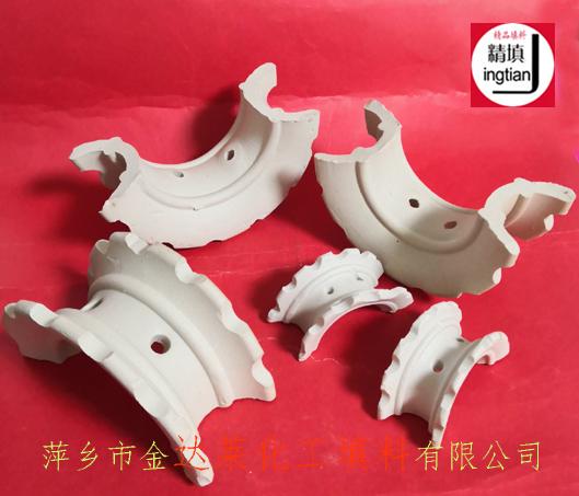 陶瓷异鞍环填料 萍乡金达莱